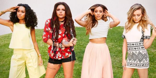 Le Little Mix sulle copertina di Love Me Like You