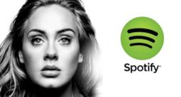 Adele contro Spotify, no streaming