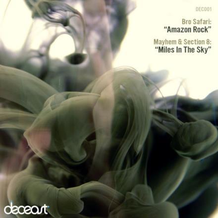 Amazon Rock / Miles in the Sky - Single