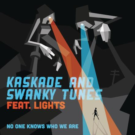 No One Knows Who We Are (feat. Lights) - Single