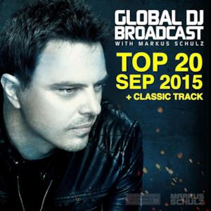 Global Dj Broadcast - Top 20 September 2015