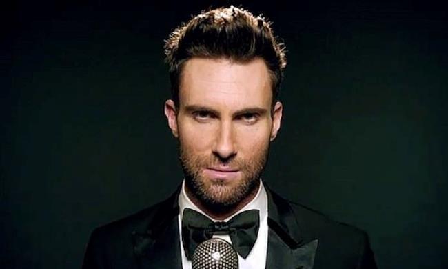 Adam Levine, frontman dei Maroon 5