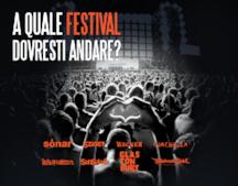 A quale festival dovresti andare?