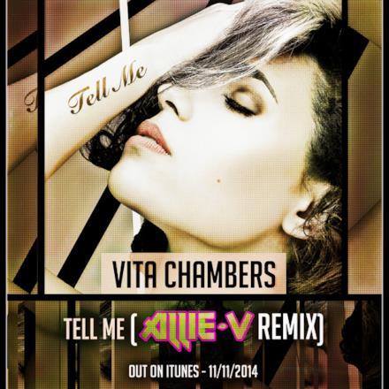 Tell Me (Allie V Remix) - Single