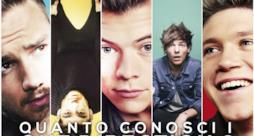 Quanto conosci i One Direction?