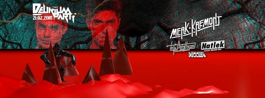 Merk & Kremont special guest in Emilia
