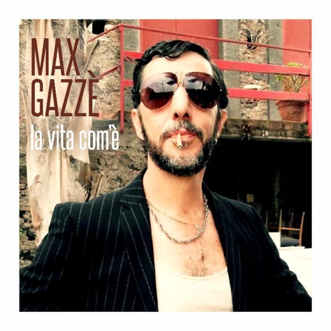 Max Gazzè - cover La vita com'è