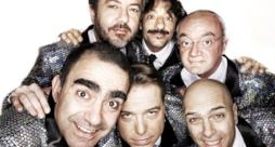La band milanese Elio e le Storie Tese