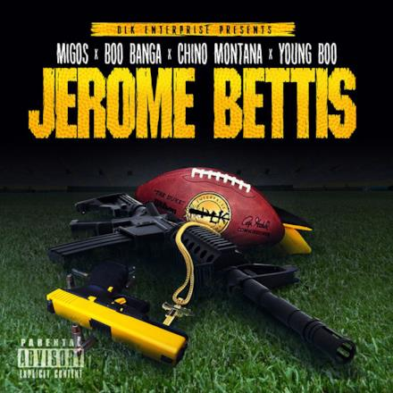 Jerome Bettis - Single