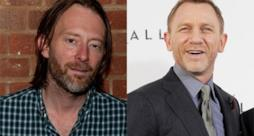Thom Yorke dei Radiohead e Daniel Craig