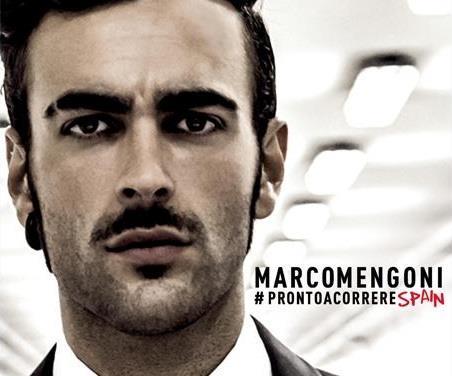 Marco Mengoni #ProntoacorrereSpain copertina