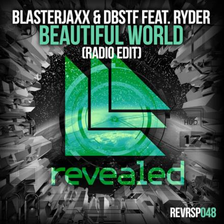 Beautiful World (feat. Ryder) [Radio Edit] - Single