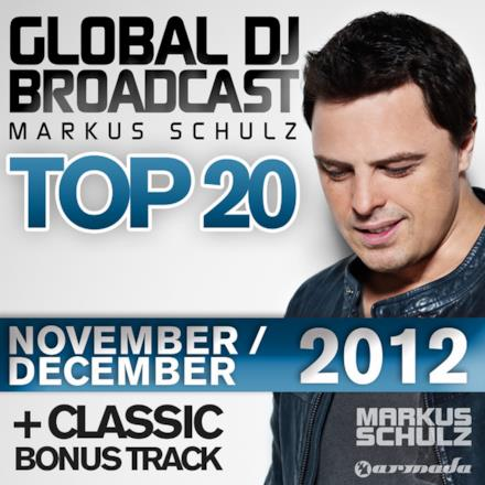 Global DJ Broadcast Top 20 - November/December 2012 (Including Classic Bonus Track)