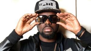 Il rapper francese Maître Gims