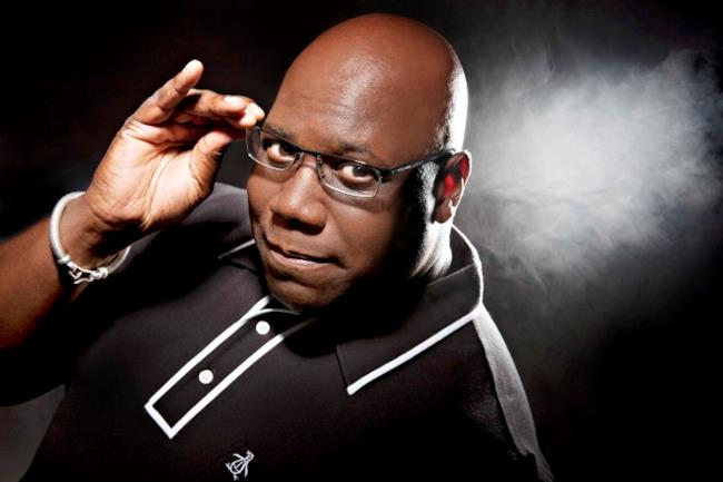 Carl Cox Parliament