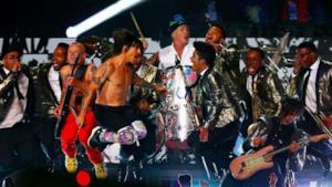 Bruno Mars e Red Hot Chili Peppers al Super Bowl 2014