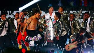 Bruno Mars e Red Hot Chili Peppers al Super Bowl 2014