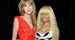 Taylor Swift e Nicki Minaj abbracciate