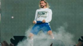Don Salvatore Ganacci al Nameless Festival 2018