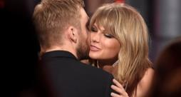 Taylor Swift e Calvin Harris insieme