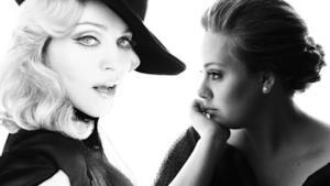 Madonna e Adele