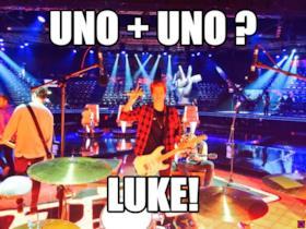 UNO + UNO ? LUKE!
