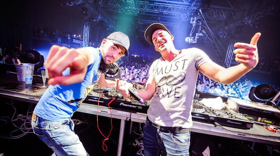 Anche il duo Dimitri Vegas & Like Mike sarà presente al Hakkasan Nightclub