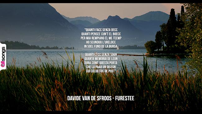 Davide Van De Sfroos: le migliori frasi dei testi delle canzoni