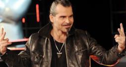 Piero Pelù sul palco
