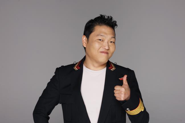 Psy, cantante pop coreano