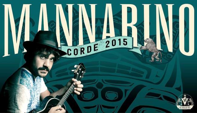 Locandina Mannarino tour Corde 2015