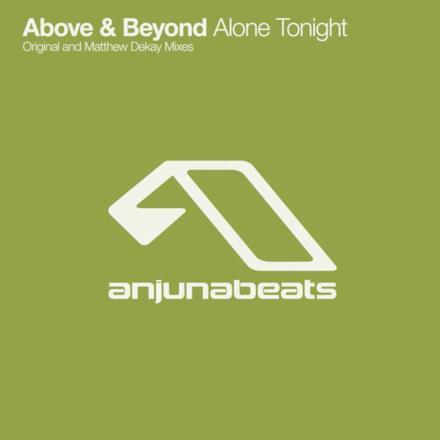 Alone Tonight - Single