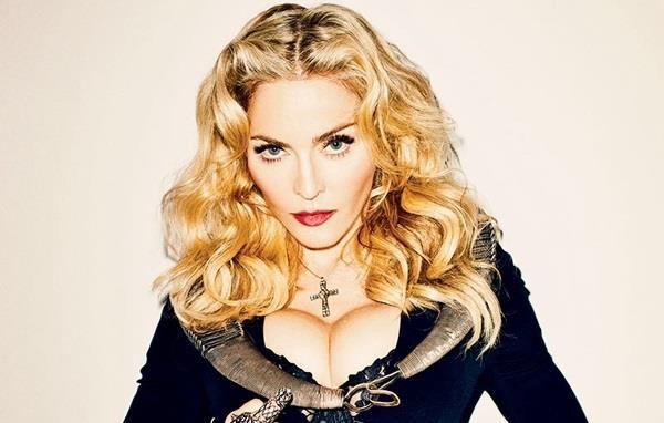 Madonna fotografata da Terry Richardson