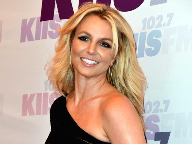Britney Spears, star pop americana