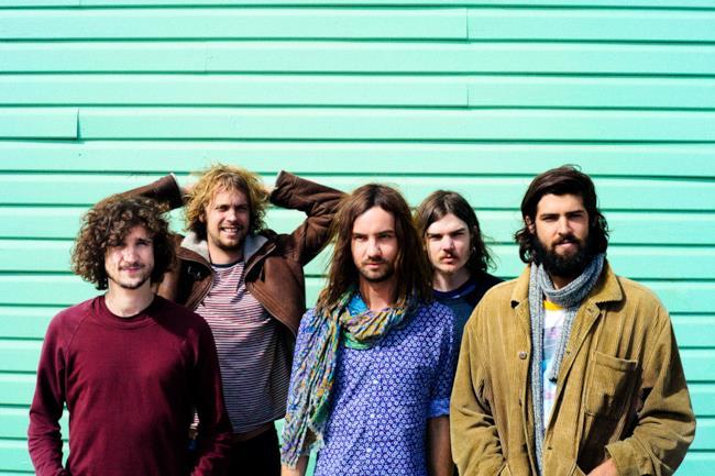 Il gruppo indie rock Tame Impala