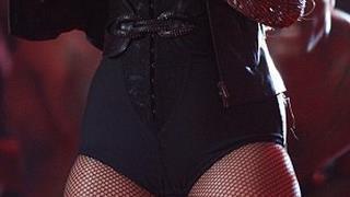 Christina Aguilera ingrassata - Ottobre 2011