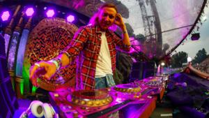 David Guetta @ Tomorrowland 2016