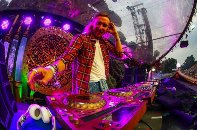 David Guetta @ Tomorrowland 2016
