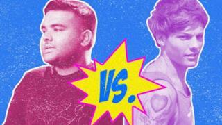 Louis Tomlinson vs Naughty Boy