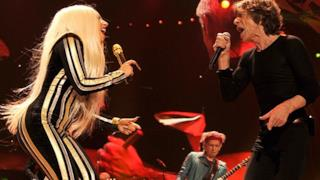 I Rolling Stones con Lady Gaga, Bruce Springsteen e Black Keys [VIDEO]
