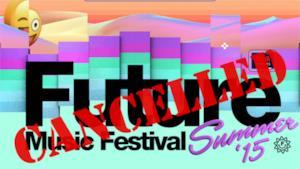 Il Future Music Festival è stato cancellato definitivamente a causa degli alti costi.