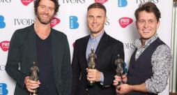 Take That: Mark Owen Gary Barlow Howard Donald
