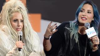 Lady Gaga e Demi Lovato