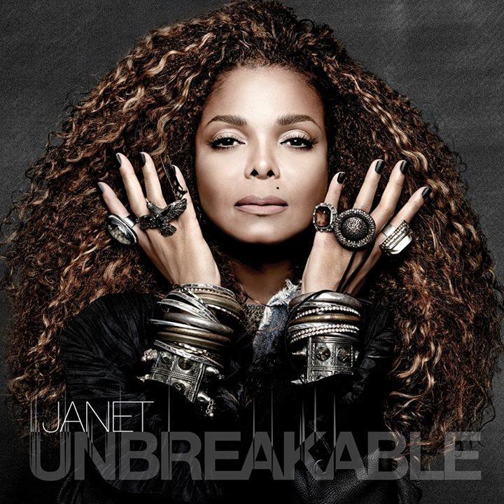 Janet Jackson svela la copertina del suo nuovo album
