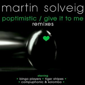 Poptimistic / Give to Me - EP