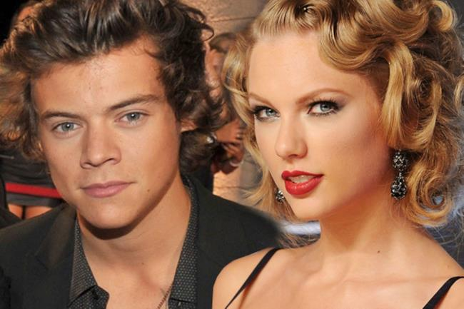 Harry Styles e Taylor Swift