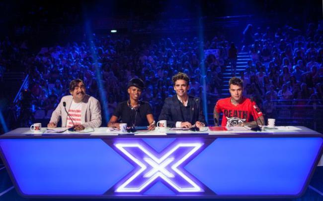 X Factor 2015, i giudici durante i Bootcamp