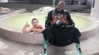 PSY e Snoop Dogg