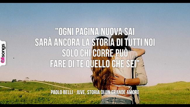 Paolo Belli: le migliori frasi dei testi delle canzoni