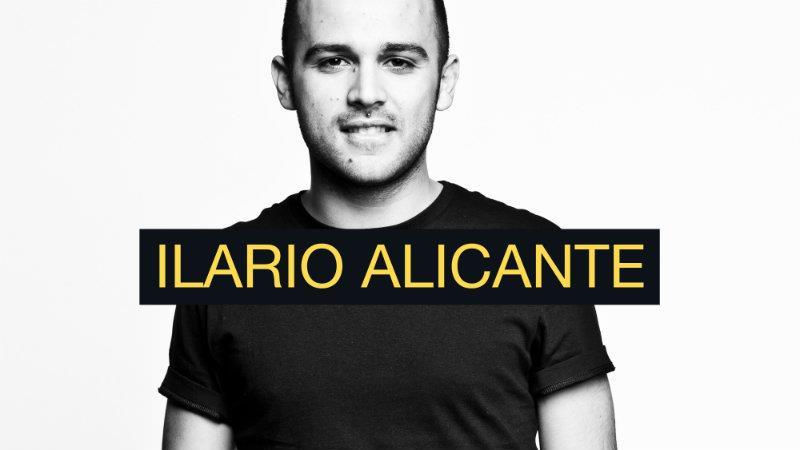 Ilario Alicante @ Guendalina
